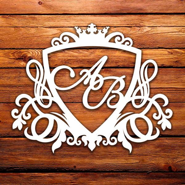 Герб семьи своими руками на свадьбу 25